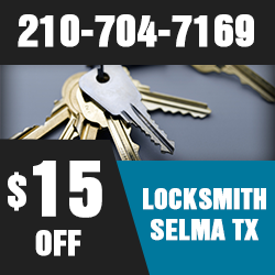 Locksmith Selma TX Offer