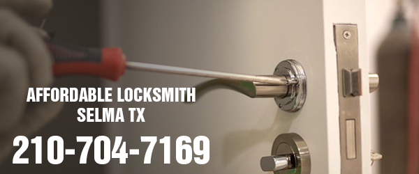 affordable locksmith selma tx